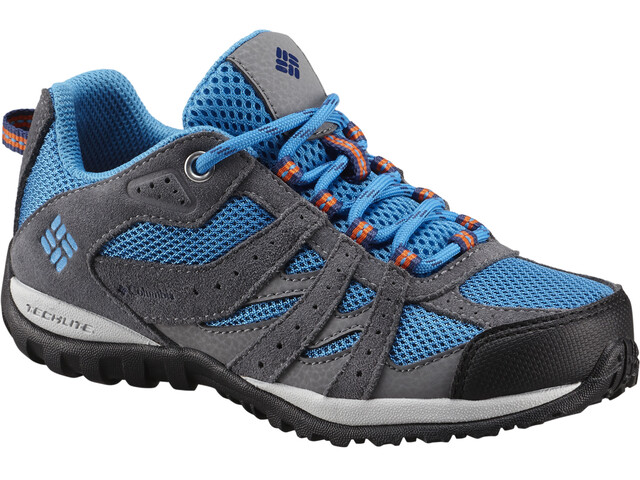 Columbia Youth Redmond Shoes Children Static Blue/Heatwave